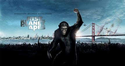 科幻电影《猩球崛起》高清免费在线观看