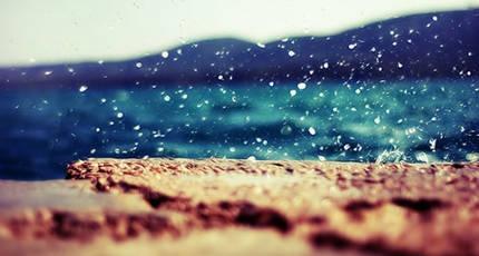 你说你爱雨