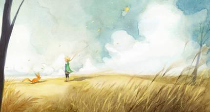 童话里的微光