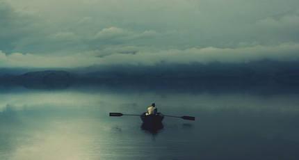 人生就是一场场苦痛的奔赴