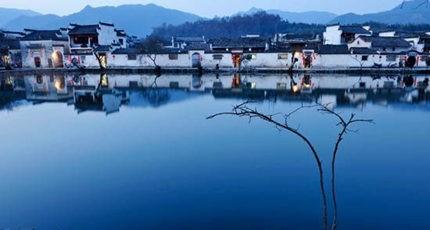 走进水墨宏村 中国画里的乡村