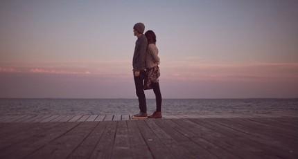 为了有能力去爱,必须坚强到能够忍耐孤独