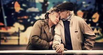老头子,我要走了,抱抱我吧