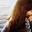 喜欢你的人不怕麻烦,更不怕忙