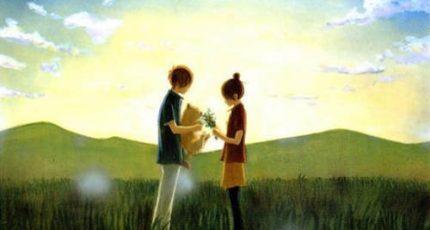 恋爱最重要的是步调一致