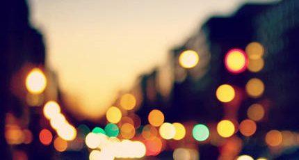 终有一天你将穿透黑夜,看到星光
