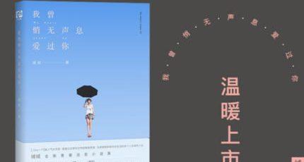 (绒绒)全新青春治愈小说集《我曾悄无声息爱过你》
