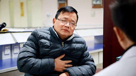 潘静成:我的职业是标准化病人