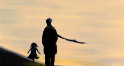 父亲节:您陪我长大,我陪您变老