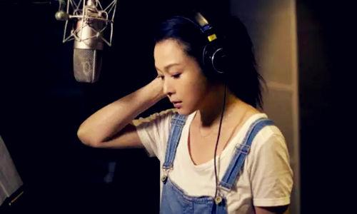 刘若英:一生充实而舒心,孤独却得体