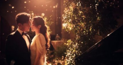唐嫣罗晋结婚:我的肩膀永远是你的依靠