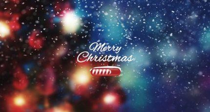 祝你圣诞快乐,愿你努力善良一生被爱