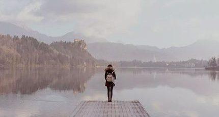 人生有时很难,但愿你学会勇敢