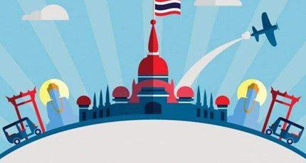 泰国正式启用电子签证!40页官方申请流程指南+费用全整理