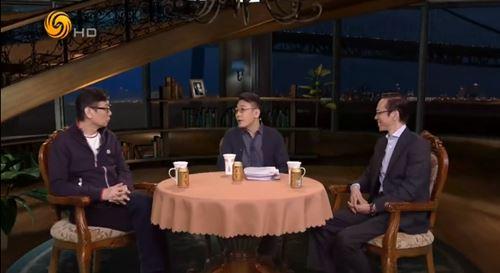许子东、李小牧《锵锵三人行》:李小牧是《新宿事件》男主角的原型
