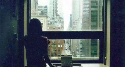 当我一个人在这座城市里