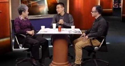 """傅剑锋、李玫瑾《锵锵三人行》:把马加爵""""剥""""得太干净会伤其家人"""
