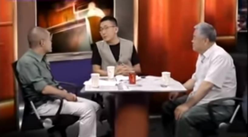 沈志华、梁文道《锵锵三人行》:朝鲜战争停战谈判解密