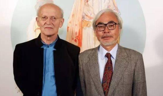 墨比斯《阿扎克》:宫崎骏和乔治·卢卡斯的共同偶像?