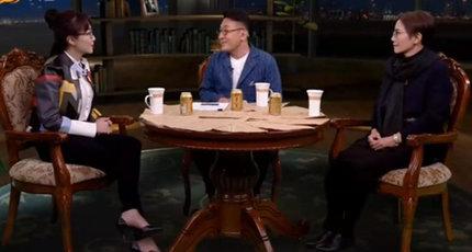 马薇薇、曹星原《锵锵三人行》:从张靓颖事件谈父母该不该干涉子女的婚姻