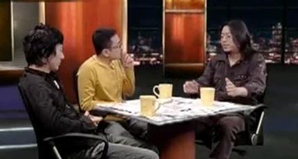 高晓松、郑钧《锵锵三人行》:15年前北漂文青 音乐是鸦片