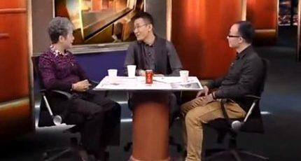 《锵锵三人行》:李玫瑾谈犯罪心理学研究