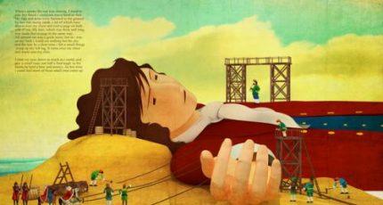 斯威夫特《格列佛游记》:腐败的小人和高尚的巨人
