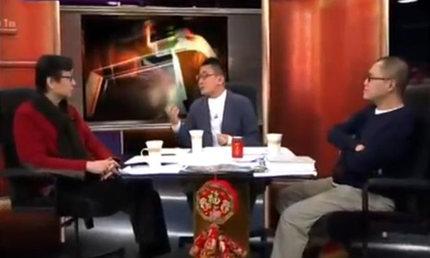 许子东、梁文道《锵锵三人行》:《红楼梦》是集体文化来源