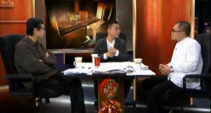 许子东、梁文道《锵锵三人行》:水浒英雄直来直往 已入禅宗境界