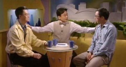 """窦文涛《锵锵三人行》:锵锵""""18岁生日"""" 全程回顾首期节目"""