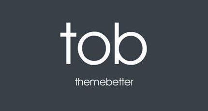 WordPress tob主题 自适应扁平化模板百度云网盘下载