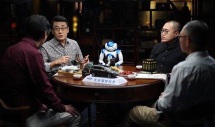 《圆桌派》AI:圆桌新嘉宾,空前不绝后