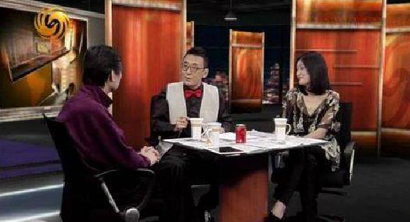 《锵锵三人行》刘长乐谈锵锵15年:成就一部小百科全书
