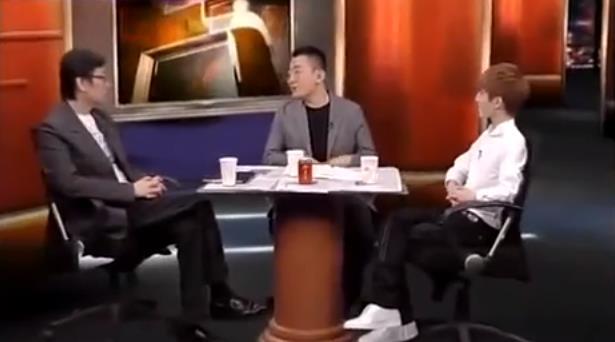 《锵锵三人行》:郭敬明谈文学创作与个人生活