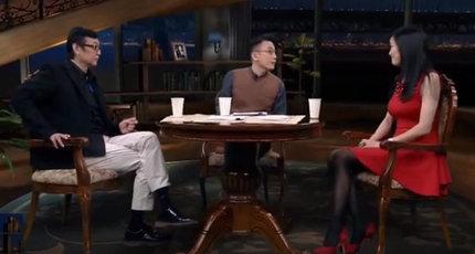 许子东、孟广美《锵锵三人行》:谈癌症给人带来的影响和痛苦
