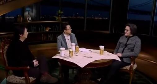 徐浩峰、潘采夫《锵锵三人行》:中华武术的发展史