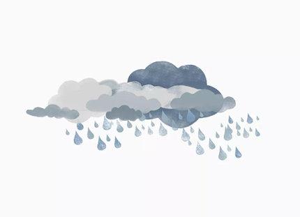 儿童睡前有声故事《一场好心情雨》在线收听