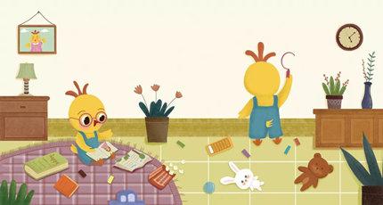 儿童睡前有声故事《抱抱乐乐熊》在线收听