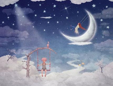 儿童睡前有声故事《送甜蜜的夜仙子》在线收听