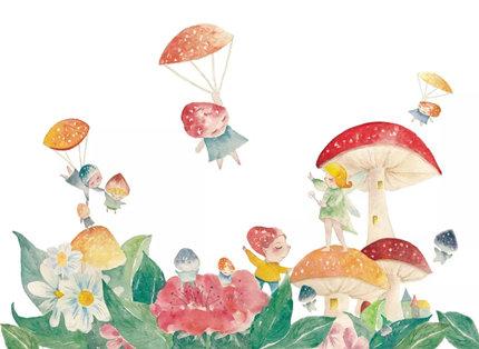 儿童睡前有声故事《好心眼儿的小蘑菇》在线收听
