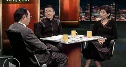 杨天石、查建英《锵锵三人行》:揭秘蒋介石日记