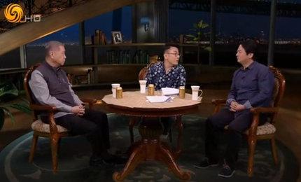 马未都、潘采夫《锵锵三人行》:王健林告诫年轻人先定个小目标