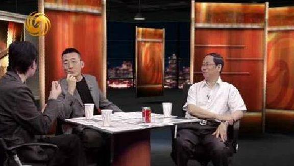 陈平原、许子东《锵锵三人行》:谈金庸武侠小说