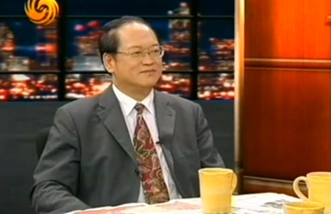 梁文道、傅佩荣《锵锵三人行》:儒家学说与社会进步