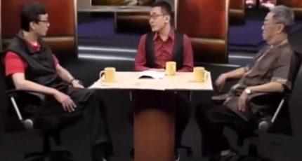 许子东、王蒙《锵锵三人行》:矛盾文学奖争议