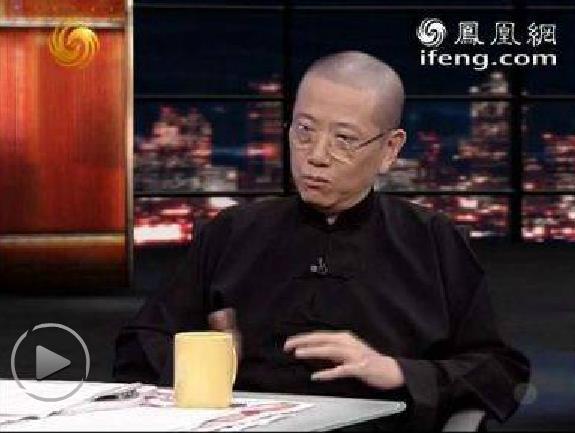 梁文道、陈丹青《锵锵三人行》:《非诚勿扰》节目最真实