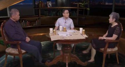 李玫瑾、马未都《锵锵三人行》:现代社会人类为何还受邪教摆布