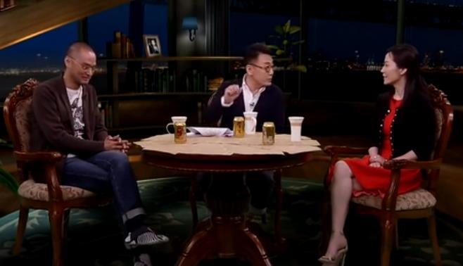 冯唐、俞飞鸿《锵锵三人行》:单身和婚姻不是个特别困难的选择题