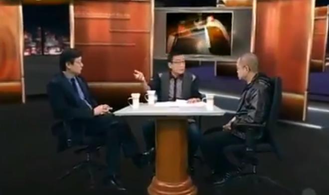 许子东、梁文道《锵锵三人行》:解密卡廷森林惨案