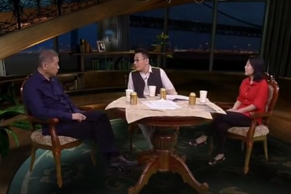 马未都、叶檀《锵锵三人行》:富豪校友统计榜出炉
